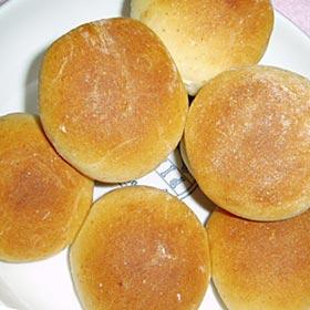 米粉入りあんパン