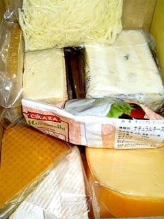 チーズ福袋
