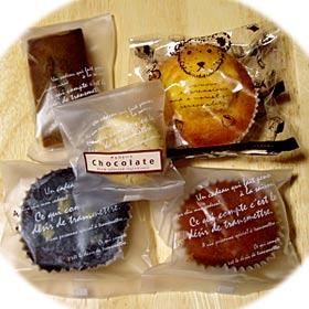 ビストロデリカの焼き菓子