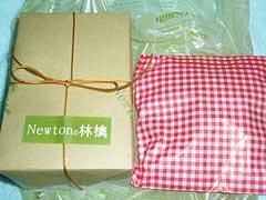 Newtonの林檎