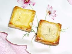 資生堂パーラーのチーズケーキ