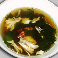 簡単魚介スープ