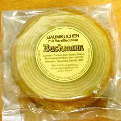 バッハマンのバウム