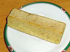 乳糖製菓のバウムクーヘン