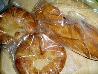 アンフィニのパン