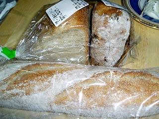 リスドォル・ミツのパン