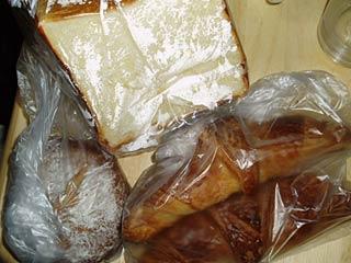 神戸屋キッチンのパン