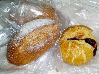 フォルサムのパン