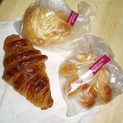 プルミエ・サンジェルマンのパン