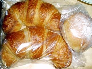 ベッカライ・グリュースゴットのパン