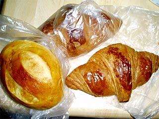 ルクールピューのパン