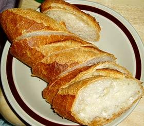 Boulangerie Kochuのバゲット