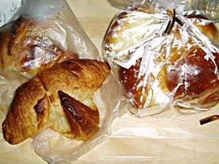 シェ・カザマのパン