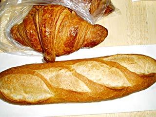 ダロワイヨのパン