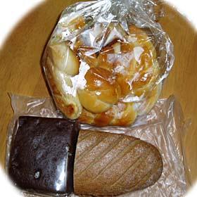 ロードベーカリーのパン