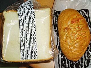 フォションのパン