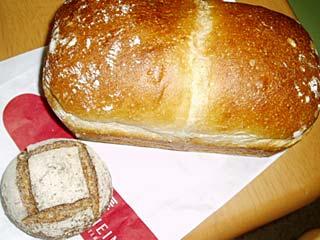 ユーハイム・ディー・マイスターのパン
