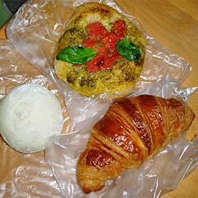ドゥ・マゴのパン