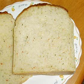 野菜ミックス入り食パン