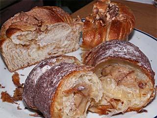 ハナコウジのパン