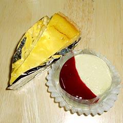 リトルエンジェルズのケーキ