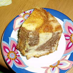 米粉でシフォンケーキ