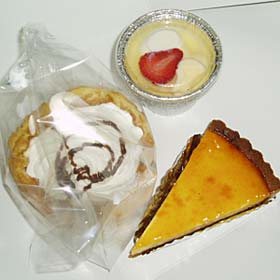 Ospiteのケーキ