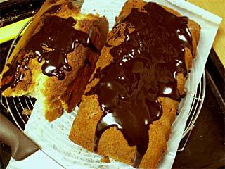 マジパンのケーキ