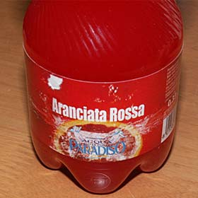 Aranciata Rossa