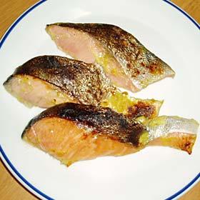 鮭の西京漬け