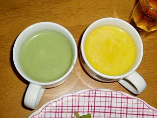 壱岐もの屋さんのスープ