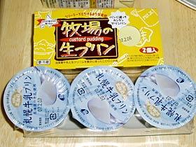 新札幌乳業のプリン