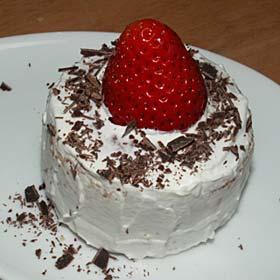 らくらくショートケーキ