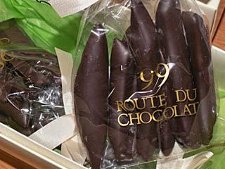 route du chocolat バレンシア