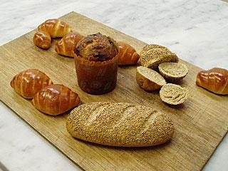 パン教室のパン