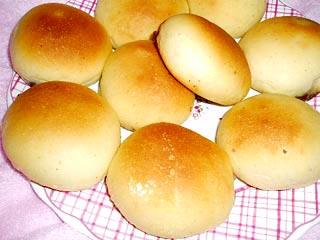 餡とバターのパン