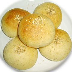ホイップあんパン