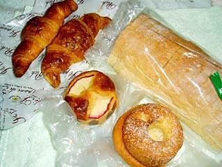 Peckのパン