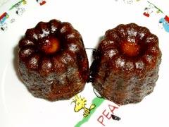 シェリュイのお菓子