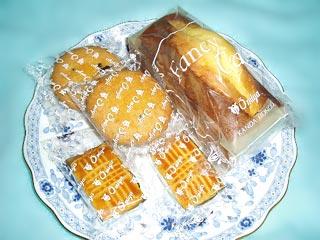 近江屋洋菓子店の焼き菓子