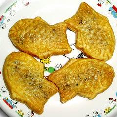 冷凍ミニ鯛焼き